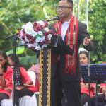 Sekda Buka Pameran Nasional Alat Musik Tradisional Nusantara 2020