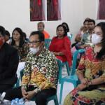 Wagub Hadiri Perayaan Natal Gereja PPK Suara Ketebusan Negeri Lama
